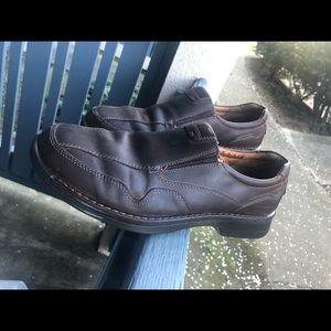 Ecco Men's Sneakers Brown Sz 45 EUR - 11.5 US